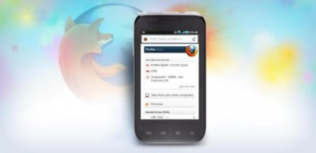Firefox 5 per Android