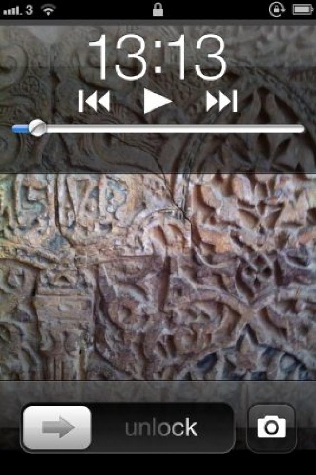 Fotocamera iOS 5 (Mashable)