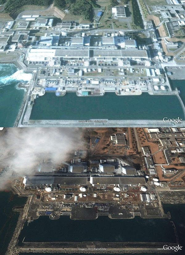 Centrale di Fukushima I