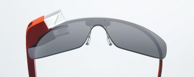 Google Glass, altro design