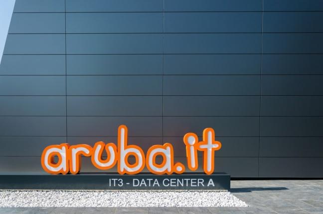 Global Cloud Data Center Aruba IT3