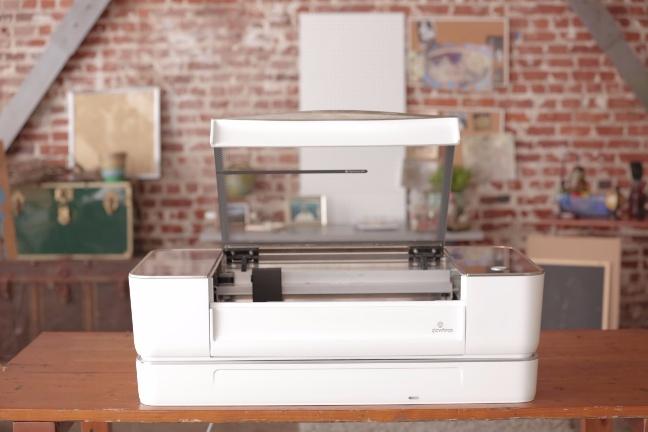 Glowforge, la stampante 3D laser