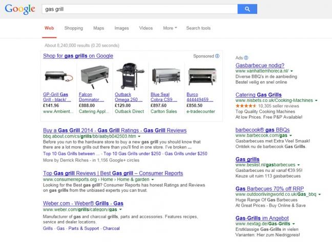 Google, prima dell'accordo