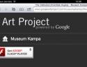 Google Art Project su iPad