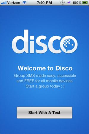 Google Disco
