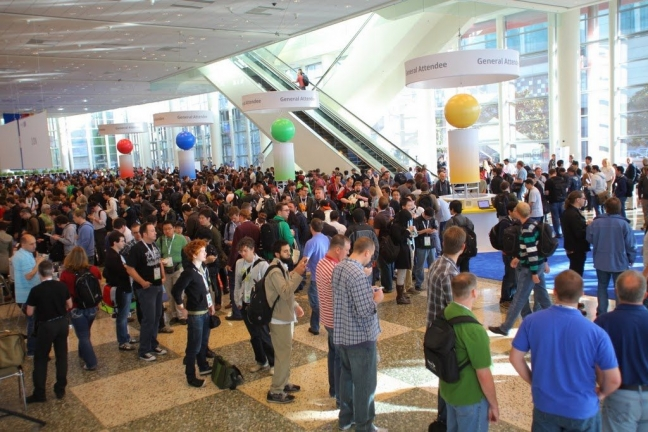Google I/O 2011 - Day 1, immagini dal sito ufficiale