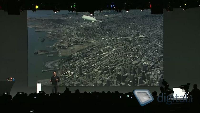 Google I/O 2012, Google Glass