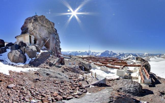 Google Maps sul Monte Elbrus
