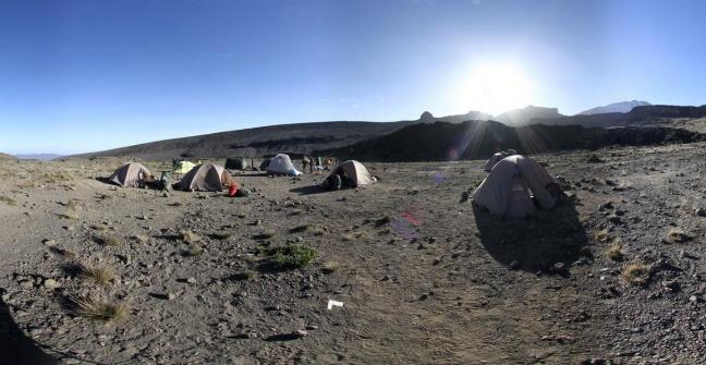 Google Maps sul Kilimangiaro