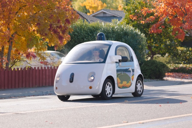 Google self-driving car, il prototipo