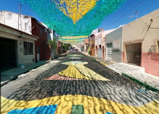 Brasile su Google Street View