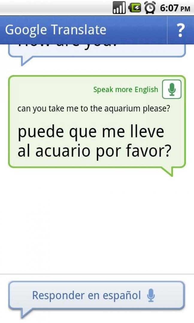 Google Traduttore per Android
