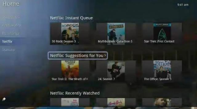 Google TV - techcrunch