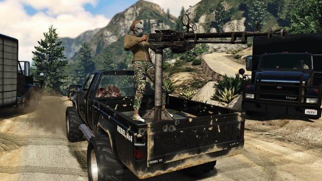 GTA 5: Heist per GTA Online