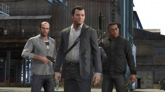 I Gangstar di GTA 5