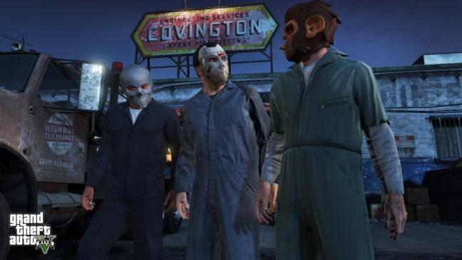 Una gang di GTA 5