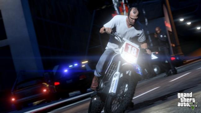 GTA 5, nuove moto