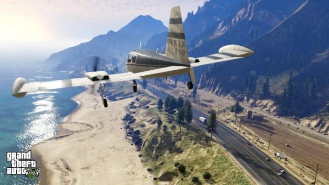 Anche gli elicotteri in GTA 5