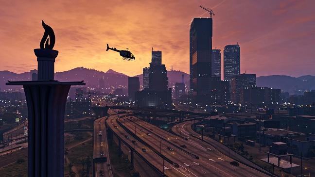 GTA 5: screenshot della versione PC