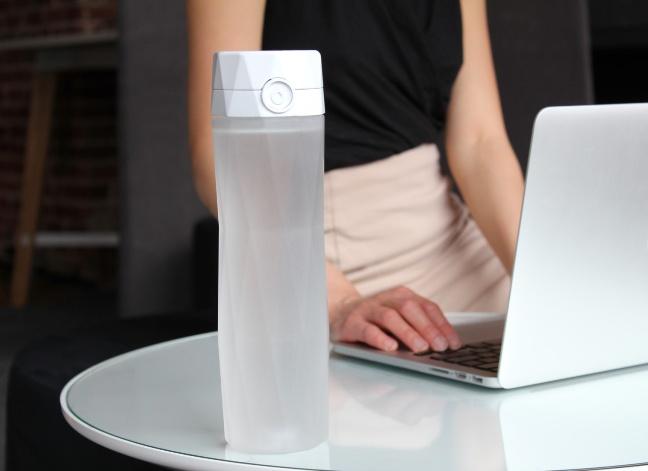 HidrateMe, la bottiglia smart