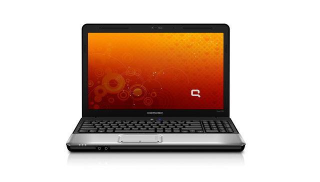 HP Compaq Presario CQ61 - Foto 1