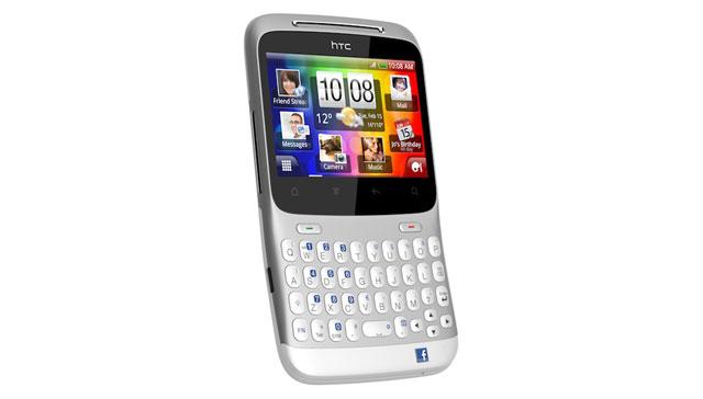 HTC ChaCha e Salsa: Foto 1