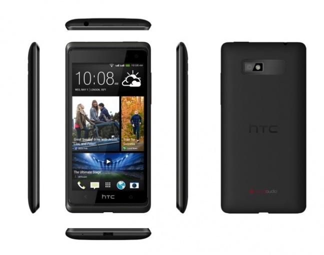 HTC Desire 600 su ogni versante