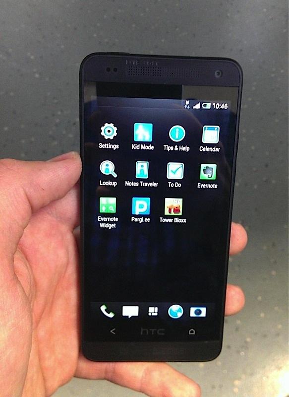 HTC One mini (leaked)