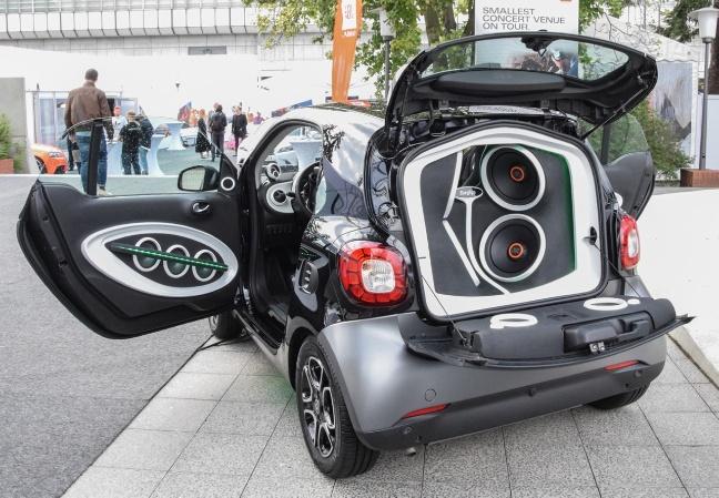IFA 2015: soluzioni per l'auto da Harman e JBL