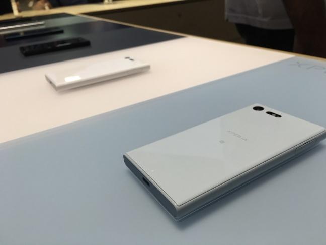 IFA 2016: Sony Xperia XZ e X Compact