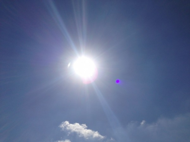 Fotografia in luce diretta con iPhone 5