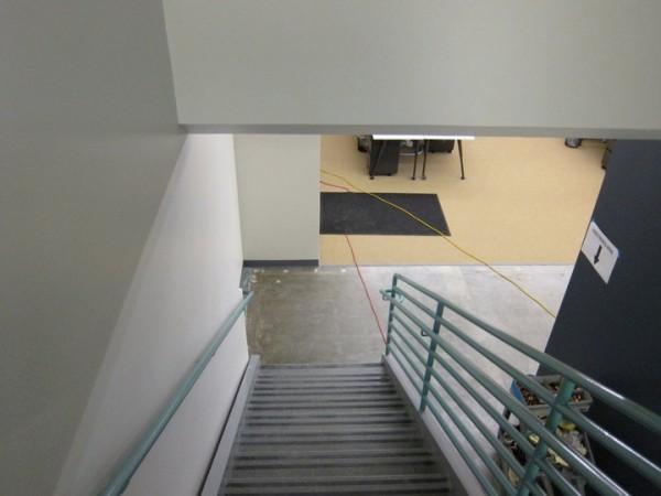 Interni del nuovo campus Facebook