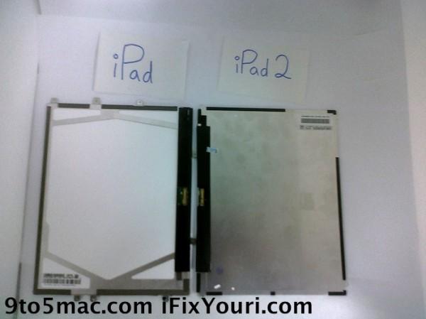 iPad 2 - Lo schermo