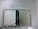 Lo schermo dell'iPad 2