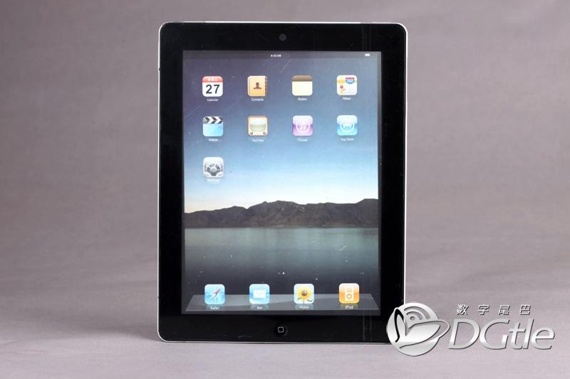 iPad 2 mockup dgte.com - Foto 1