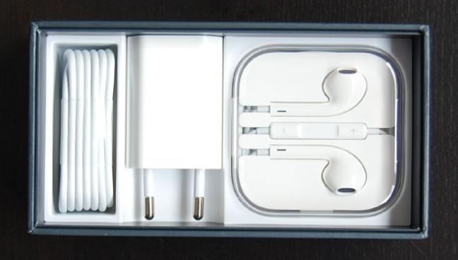 iPhone 5 - Lightning & EarPods