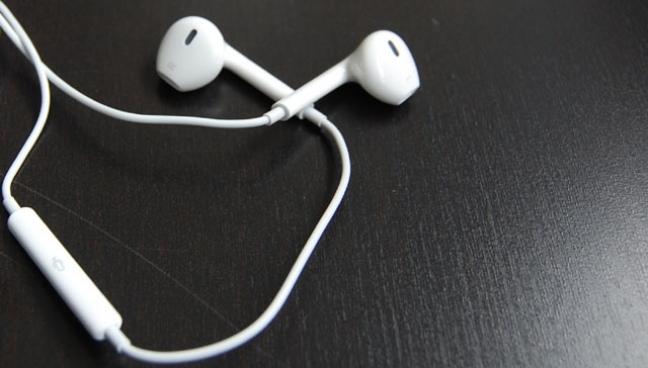 iPhone 5 - EarPods