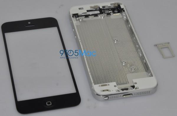 iPhone 5: display e interni