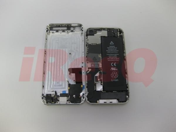 iPhone 5 assemblato da iResQ e iPhone 4S
