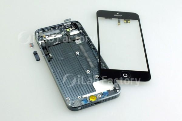 iPhone 5 assemblato da Ilab