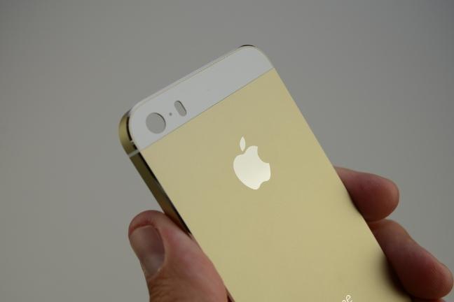 iPhone 5s champagne (nuovo colore)