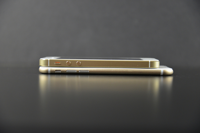 iPhone 6 4,7 pollici (mockup)