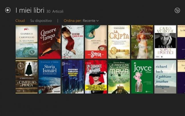 Kindle 2.0 per Windows 8