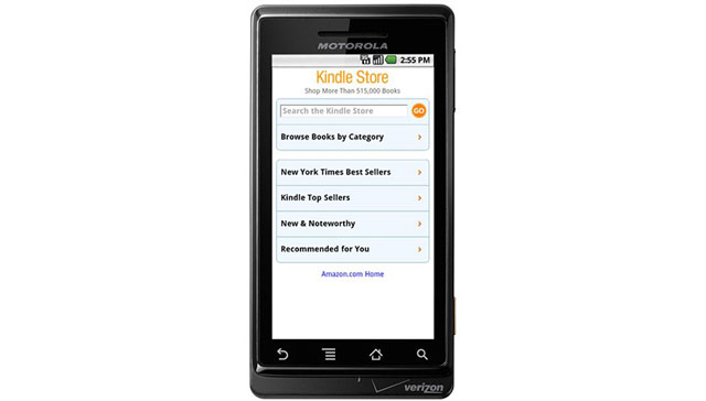 Kindle per Android 1