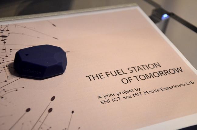 La stazione di servizio ENI del futuro