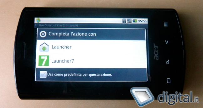 Launcher 7 per Android