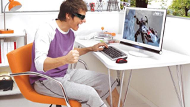 LED e 3D secondo LG