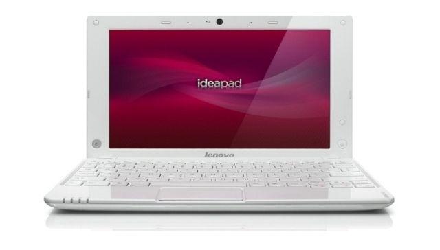 Lenovo IdeaPad s10-3s front