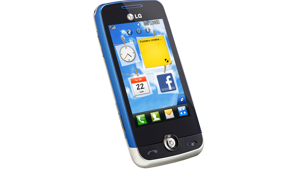 LG Cookie Fresh - blu
