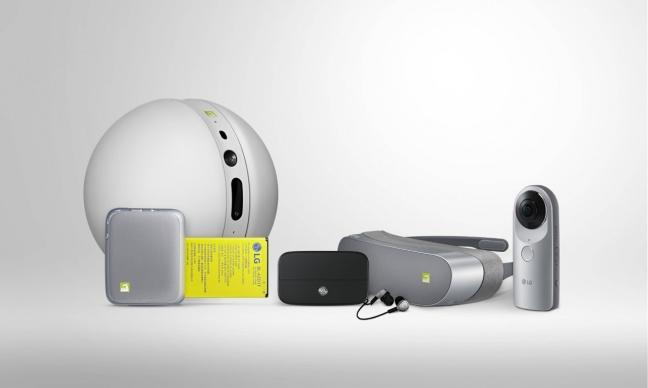 LG G5, smartphone modulare